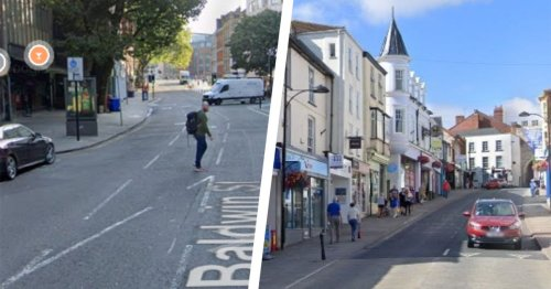 High streets in Bristol and Chepstow named among worst in UK