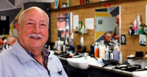 Meet the Bristol barber still cutting hair after 51 years