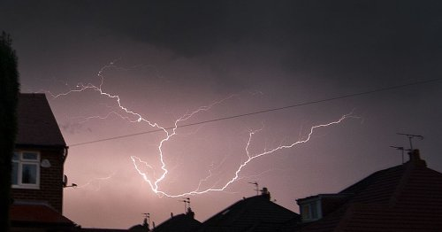 Met Office on 'exact time' thunderstorms will strike Bristol