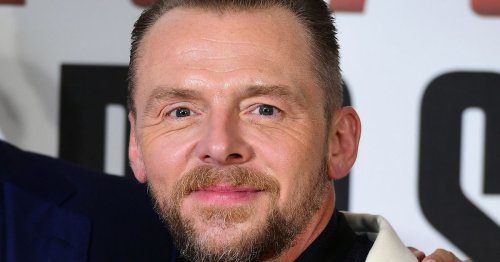 Simon Pegg has breakfast at Bristol's oldest coffee house