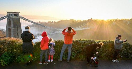 Strange reviews left by fuming Clifton Suspension Bridge visitors
