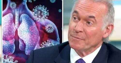 """RSV virus will rise with winter as """"there is no vaccine"""" - Dr Hilary warns"""