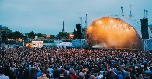 Two massive Bristol harbourside gigs have been postponed