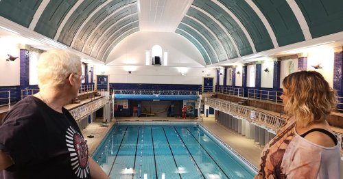 Pool closes just five days after reopening following two year closure