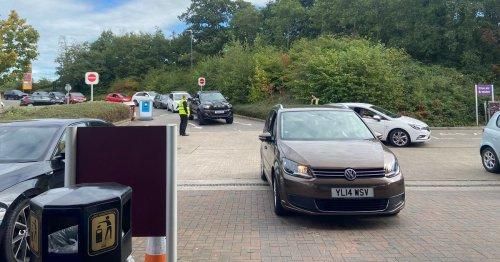 'Crazy' Sainsbury's fuel queues amid fears of UK shortage