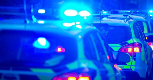 Major road closed due to 'police incident'