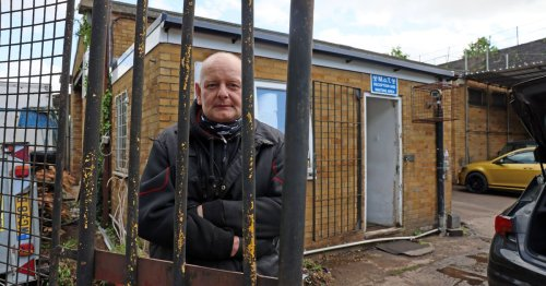 Garage owner distraught as regeneration 'will close us down'