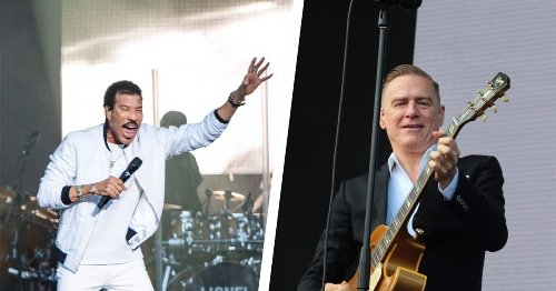 Bryan Adams and Lionel Richie's Bristol gigs up in the air