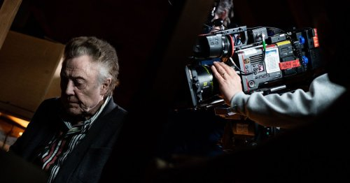 Christopher Walken says Bristol is like a 'campus'