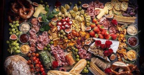 Mum opens 'UK's first' wine bar that offers grazing platters