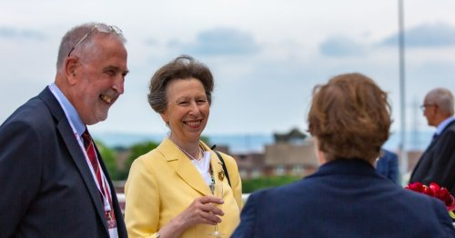 Proof Princess Anne really was in Bristol as new pictures emerge