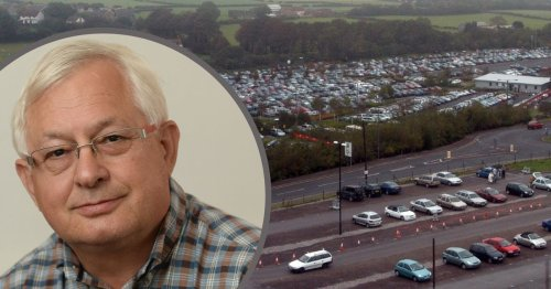 Bristol Airport passenger says parking price hike is a 'rip-off'