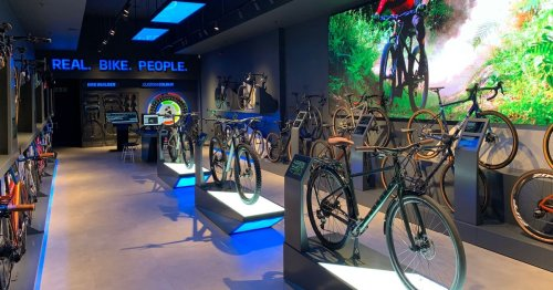 Bike shop loved by pro cyclists opens Bristol branch
