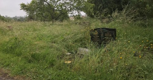 Man 'appalled' by cemetery which is 'danger' to mourners