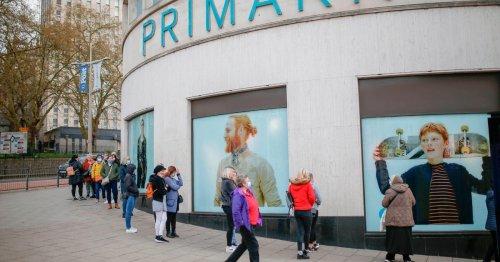 Primark issues statement on Bristol store's future