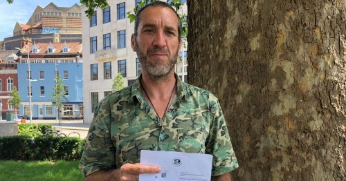 Man baffled by bus lane fine - after being 'diverted onto it'