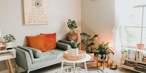 Easy Decorating Hacks To Make A Small Space Feel Larger