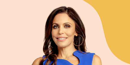 Bethenny Frankel Teaches Brit About Owning Your Voice