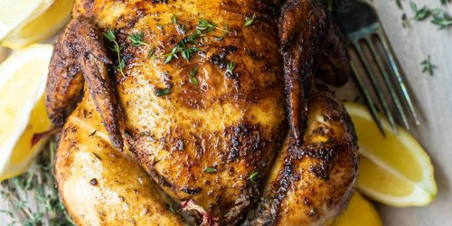 Forever Up Your Dinner Game with This Guide for How to Make Rotisserie Chicken