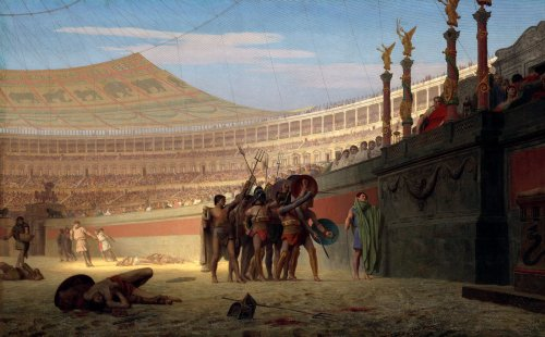Why Life as a Roman Gladiator Was Not So Bad