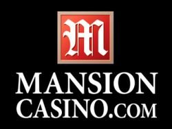 $1560 No deposit at Mansion Casino