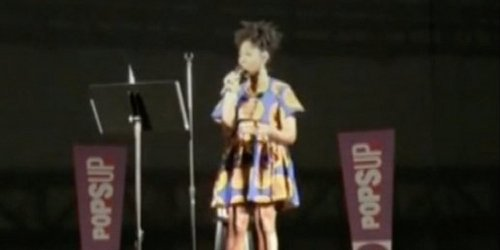 VIDEOS: Amber Iman Performs in the Broadway Theatre as Part of NY PopsUp
