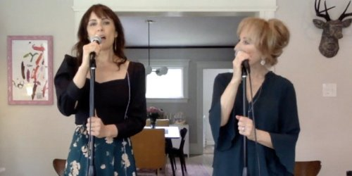Exclusive: Linda and Laura Benanti Perform 'A Quiet Place' With Seth Rudetsky; Concert Re-Airs Tonight