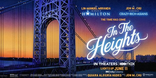 IN THE HEIGHTS Will Open Tribeca Film Festival