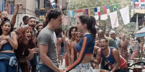 VIDEO: Anthony Ramos and the Cast of IN THE HEIGHTS Perform 'Carnaval Del Barrio' in New Film Clip