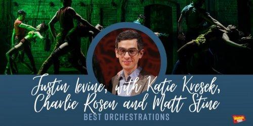 MOULIN ROUGE!'s Katie Kresek, Justin Levine, Charlie Rosen & Matt Stine Win 2020 Tony Award for Best Orchestrations