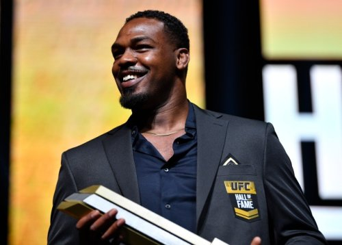 Jon Jones Arrested For Domestic Violence Day After Being Inducted Into UFC Hall Of Fame