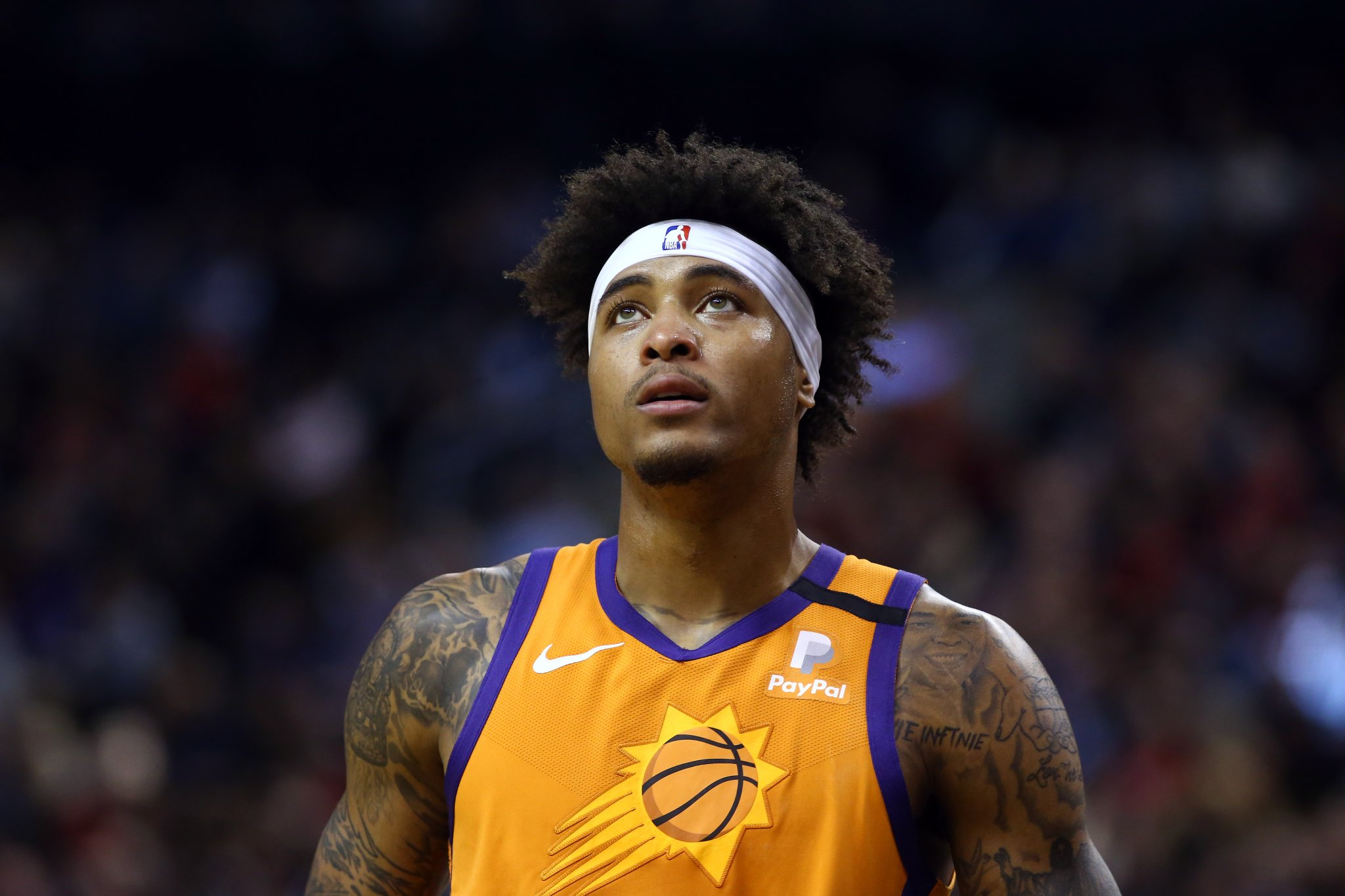 Girlfriend Of Phoenix Suns' Kelly Oubre Jr. Reacts To Allegations That He Cheated On Her And Had Threesome With Infamous Clout Chaser Celina Powell - BroBible
