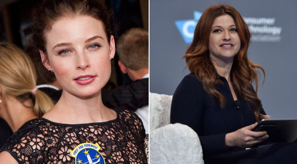 Angry Twitter Users Mistakenly Berate Actress Rachel Nichols Instead Of ESPN's Rachel Nichols During Leaked Audio Drama - BroBible