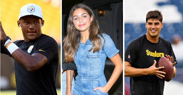 Steelers quarterbacks involved in potential 'Bachelor' love triangle