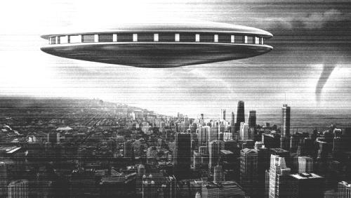 Former Senate Majority Leader Harry Reid Writes Op-Ed On UFOs