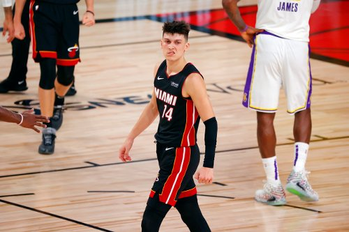 The Miami Heat Have Reportedly 'Been Concerned For Months' About Tyler Herro Acting Like A Celebrity Despite Not Playing Well This Season