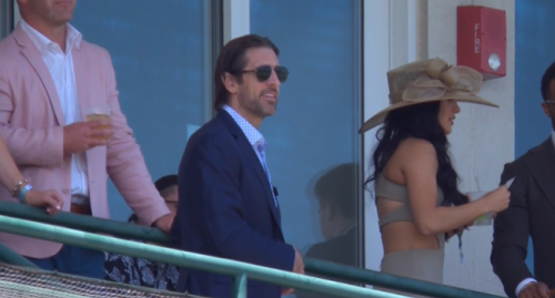 NFL Fans Call B.S. On Aaron Rodgers After He Said He Was 'Disappointed' That News Leaked Of His Rift With Packers While At The Kentucky Derby