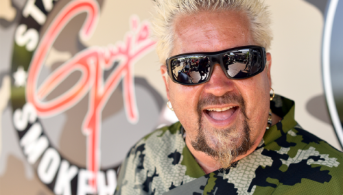 Guy Fieri Left A Monster Tip At A Miami Restaurant To Once Again Prove He's The Best Dude Alive