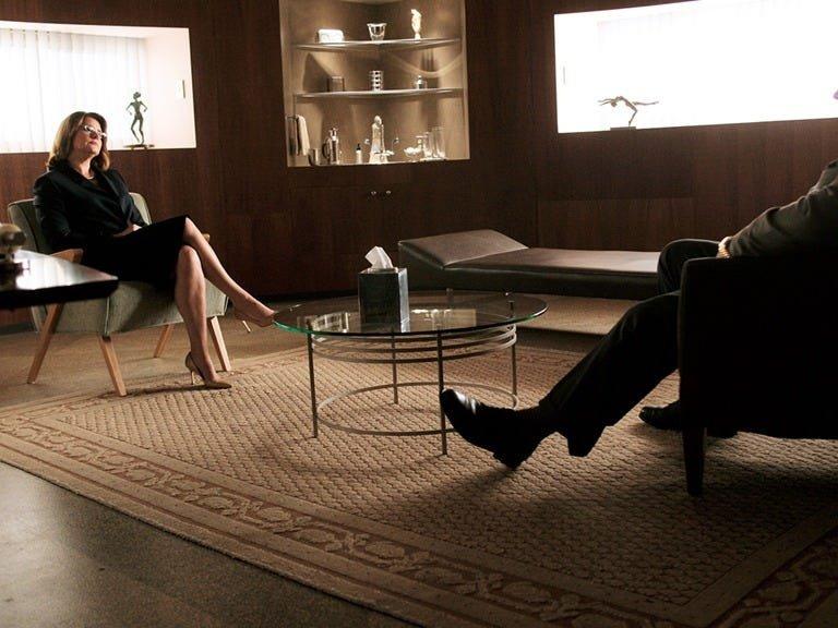 Lorraine Bracco Talks About Pranking James Gandolfini With A Fart Machine On 'The Sopranos' - BroBible