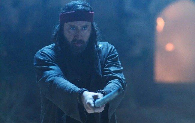 Nicolas Cage Does Jiu Jitsu, Swordfights With Aliens In The Greatest Movie Trailer Of 2020