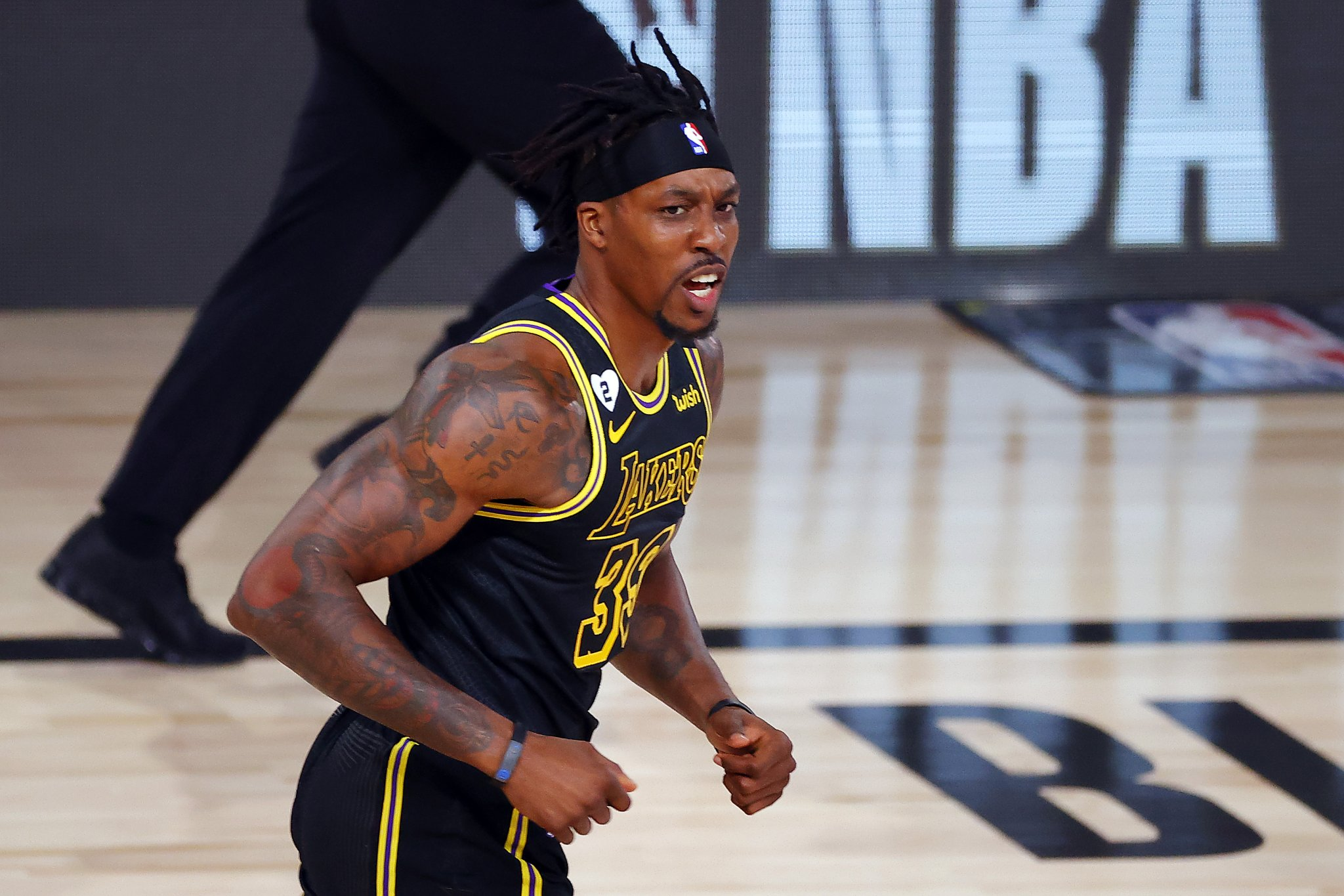 Dwight Howard's Ex Royce Reed Puts Him On Blast For Allegedly Neglecting His Kids For Months During Lakers' Title Run - BroBible