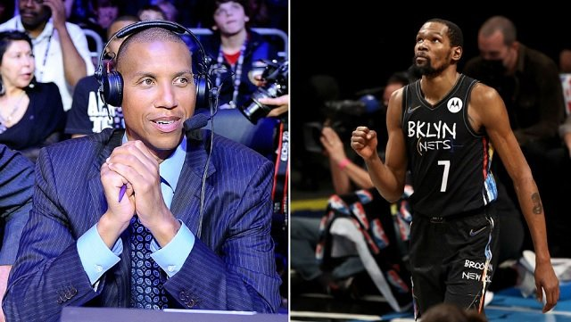 TNT's Reggie Miller Gets Ripped To Shreds By NBA Fans For Bizarrely Suggesting The Nets Should Sit Kevin Durant In Game 6 Vs Bucks