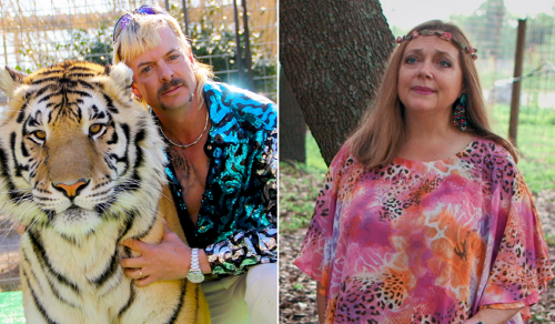 'Tiger King' Star Joe Exotic Doing The Unthinkable: Agrees To Work With Archnemesis Carole Baskin