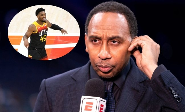 Stephen A. Smith Declares Donovan Mitchell The 'Best Player In Jazz History,' Calls Him 'D-Wade 2.0'