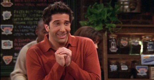 David Schwimmer's Response To His Doppelganger Going Viral For Stealing Beer Is Absolutely Perfect - BroBible