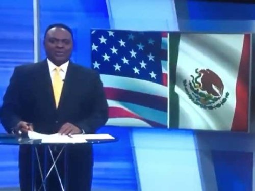 This Sacramento New Anchor Gave The Absolute Worst Recap Of The USMNT's Win Over Mexico