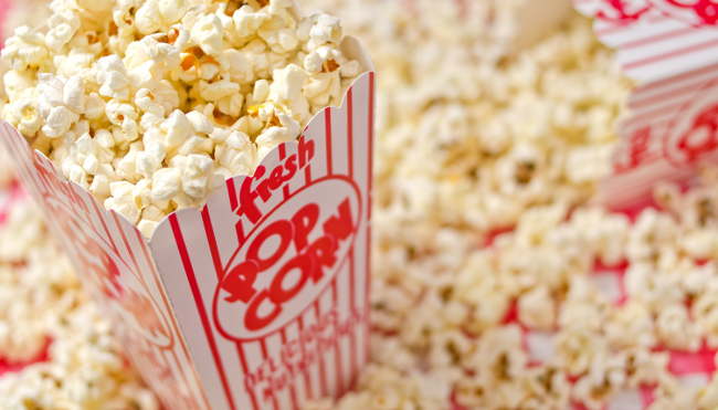TikTok User Reveals Ingenious Hack For Distributing Butter Through An Entire Bucket Of Movie Theater Popcorn