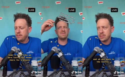Comedian Hilariously Shows What It Would Be Like If Dads Had To Give Press Conferences Like NBA Coaches
