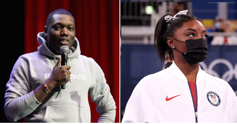 SNL's Michael Che catching hell for Simone Biles sexual assault joke - cover
