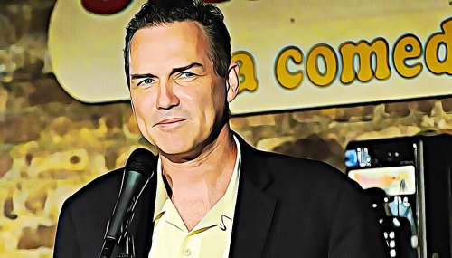 The one joke Norm MacDonald considered better than all the rest
